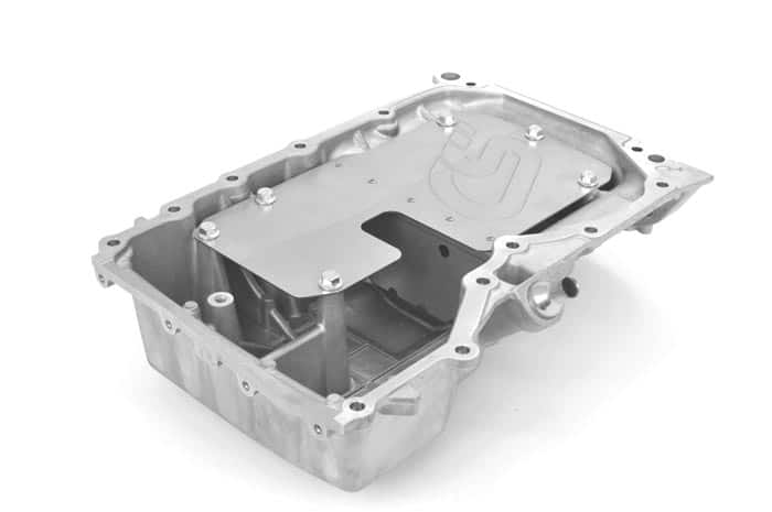 Mazdaspeed 3 windage tray to remove oil froth and slosh
