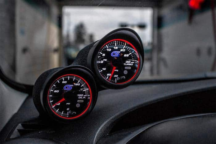 Mazdaspeed Performance Gauges