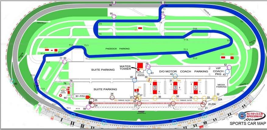 Autoclub Speedway - CorkSport Mazdaspeed