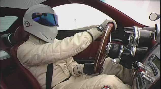 CorkSport - Top Gear - I am the Stig