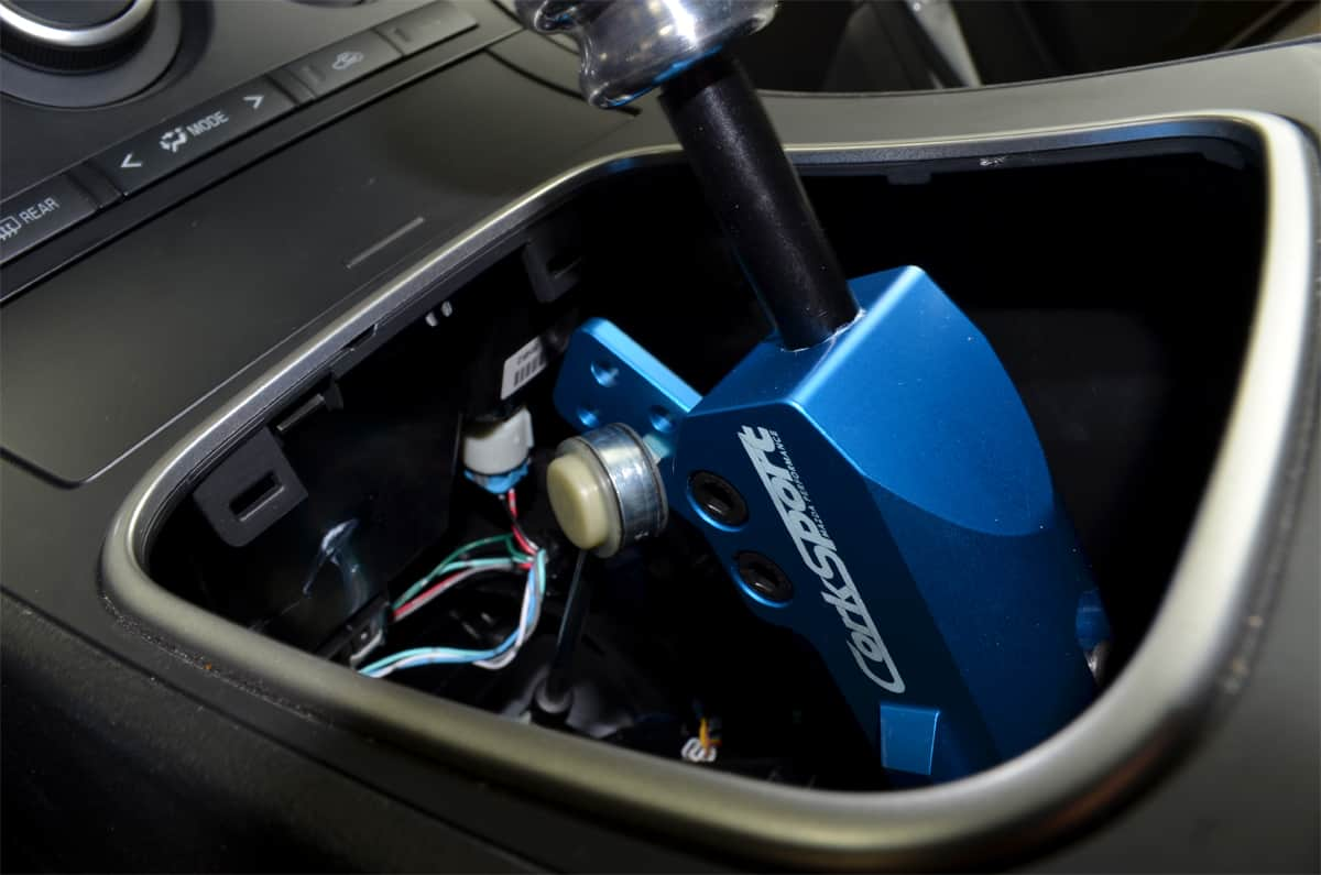 Mazdaspeed Adjustable Short Shifter