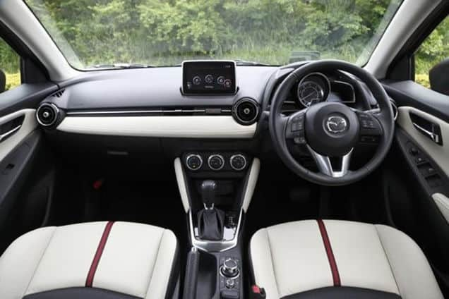 Mazda-2-Released-2015-Shots-Interior