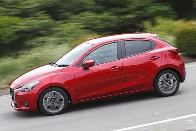 Mazda-2-Released-2015-Shots-Side-View