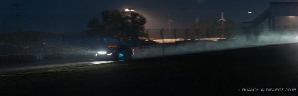 CorkSport Mazda in NASA 25 Hours of Thunderhill