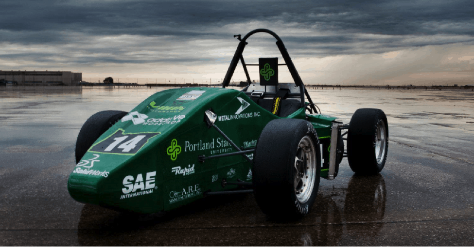 The FSAE Competition | CorkSport Mazda Performance Blog