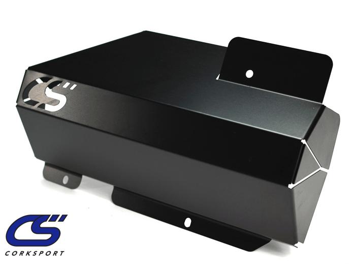 The CorkSport Mazdaspeed Manifold Exhaust Heat Shield