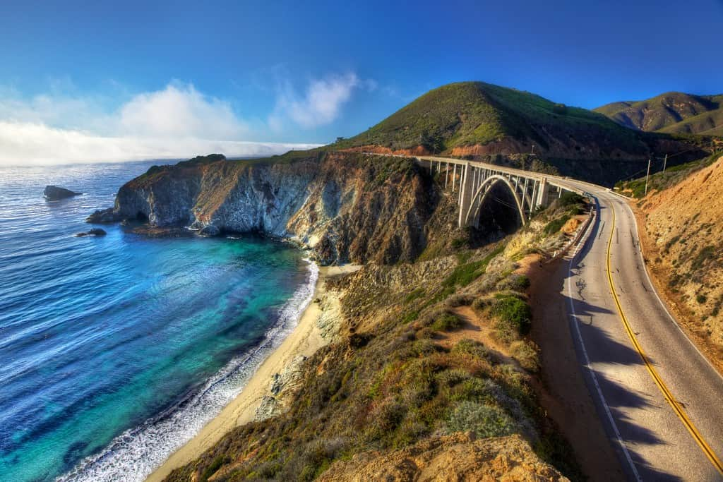 California's Pacific Coast Highway from Flickr