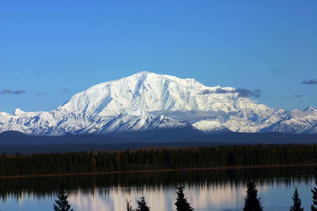Wrangell-St. Elias National Park from Flickr