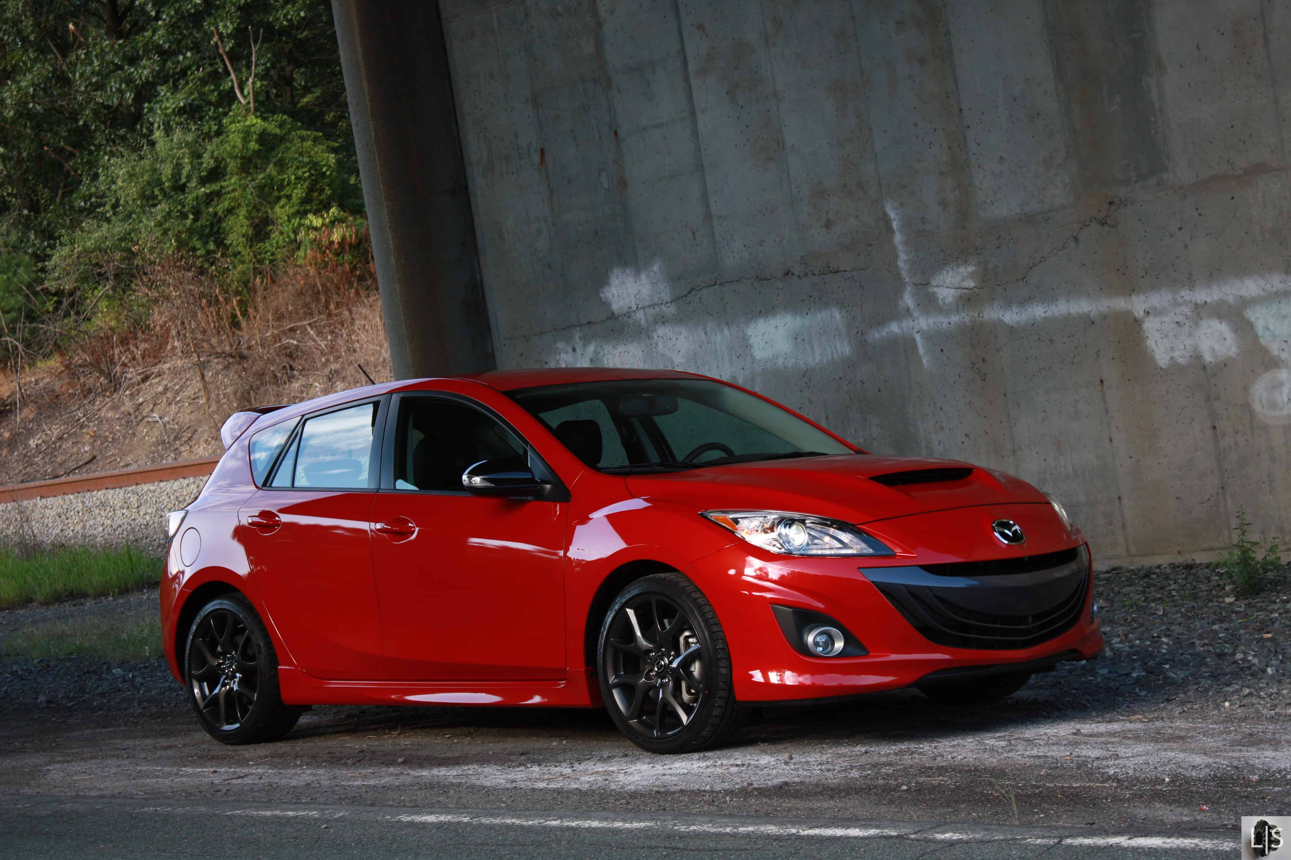 Mazdaspeed Grand Touring Review