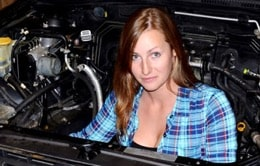 Dear Car Girl: You are noticed. You are appreciate. And you are pretty freaking awesome. From your fellow car girl, Kim.