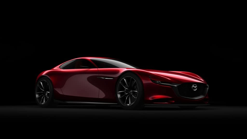 The new Mazda RX has been revealed!