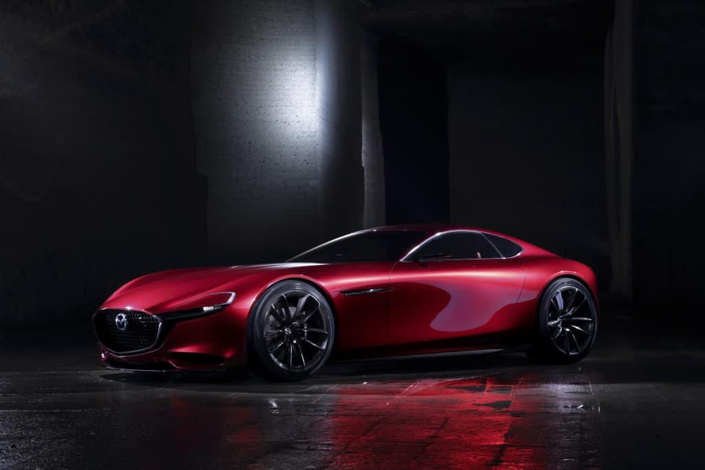 Mazda rotary dreams have come true. Mazda announced their latest concept car, the new RX-VISION.
