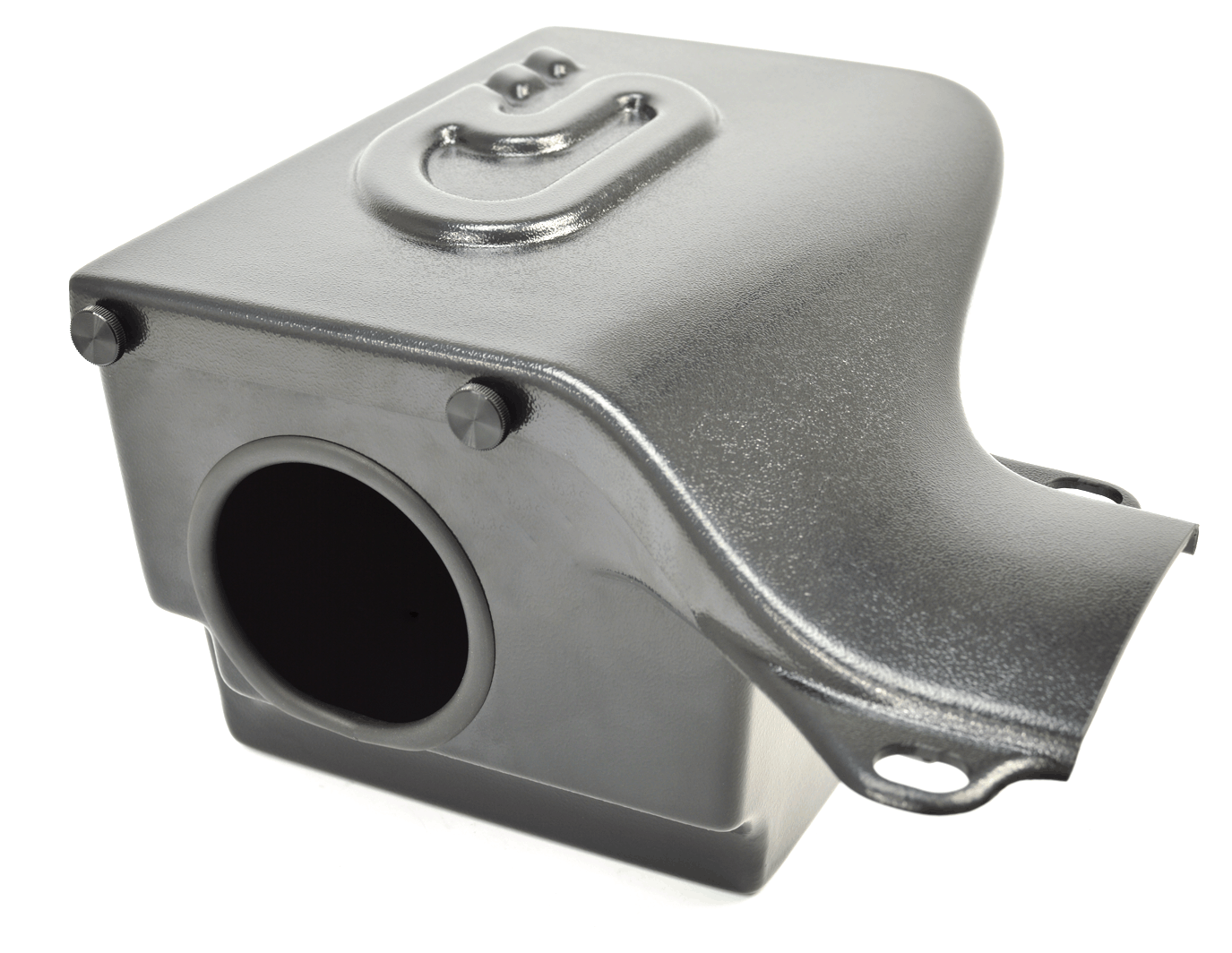 Designed to perfectly fit your Mazda 3 and your Mazda 6. Our cold air box is designed for easy install and easy filter maintenance.