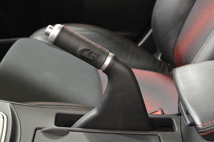 Mazdaspeed 3 E-brake handle