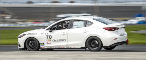 CorkSport Mazda 3 Carnage
