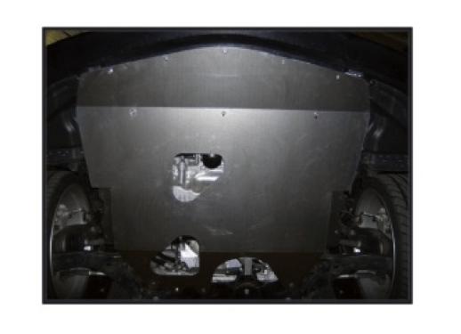 CorkSport Mazda Aluminum Skidplate