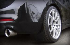 CorkSport Mazda Mud Flap