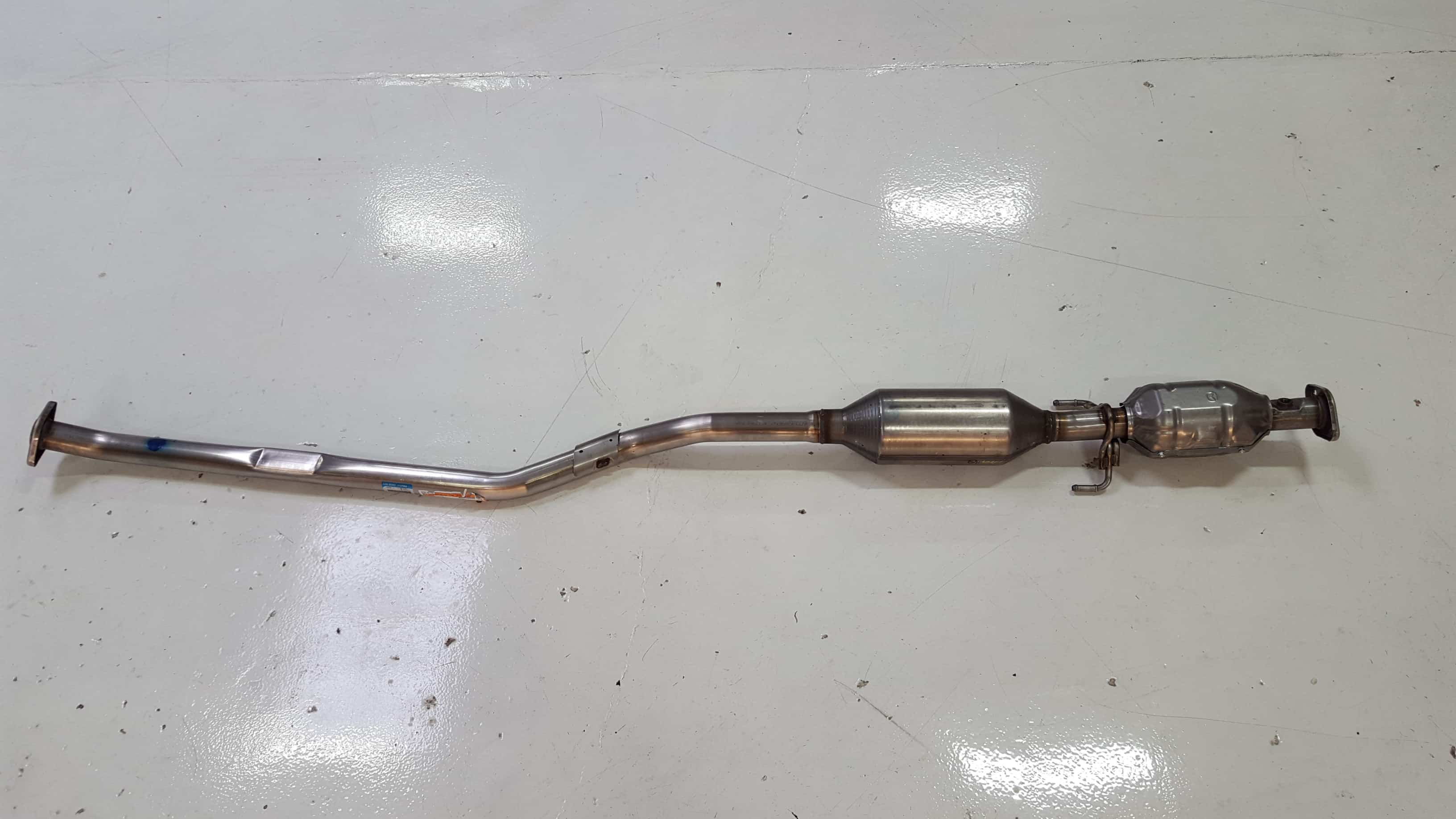 Mazda 6 OEM stock exhaust