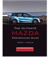 The manual gives you a sound knowledge base and guidelines for key terms to boost your Mazda understanding.