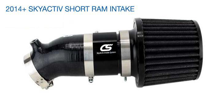 CorkSport's short ram intake.