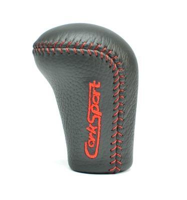 CorkSport leather shift knob upgrade