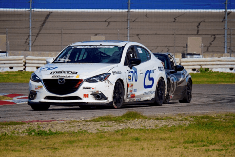 A mid-season recap of the SCCA Western Conference races in the CorkSport Mazda 3.