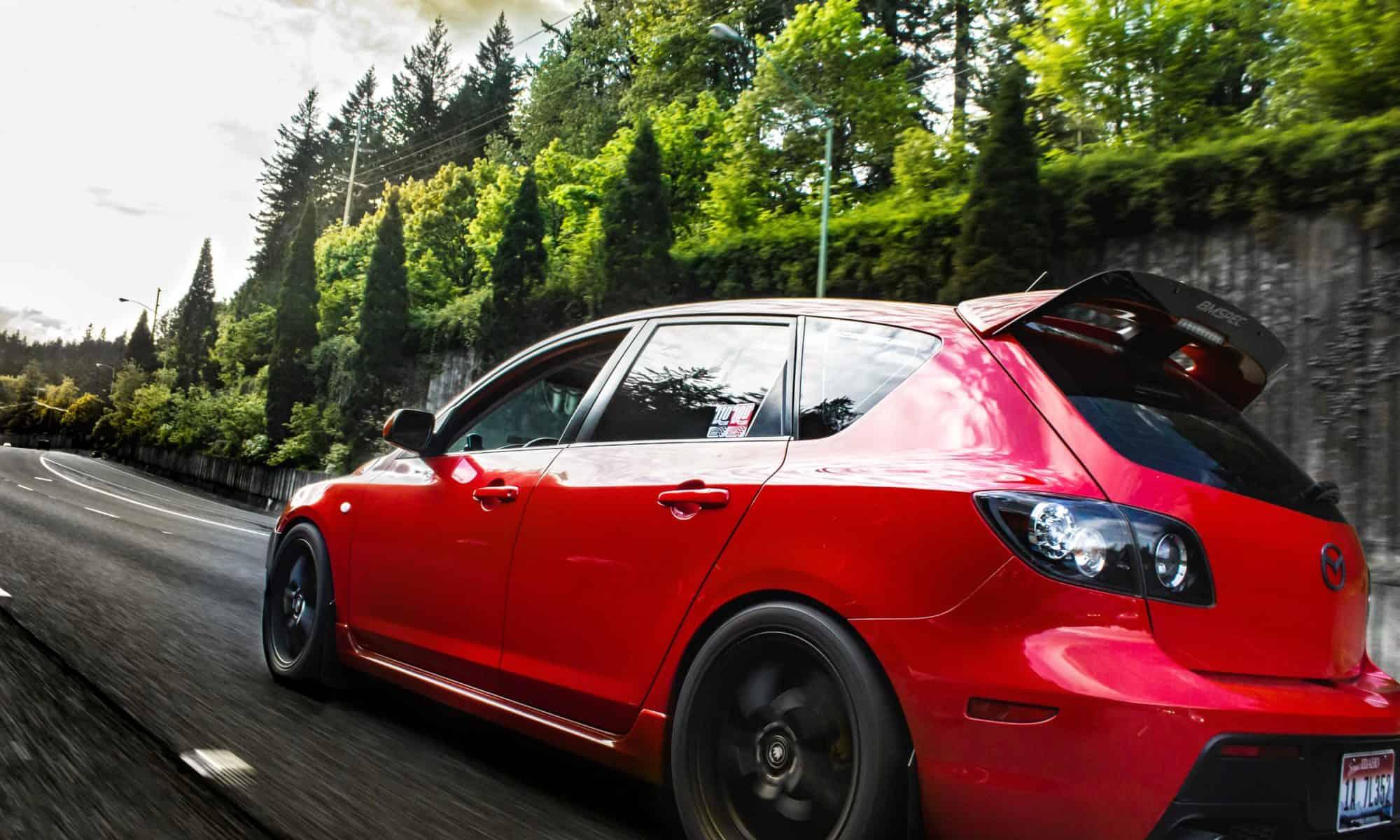 Luke s Build My Mazdaspeed 3 Journey