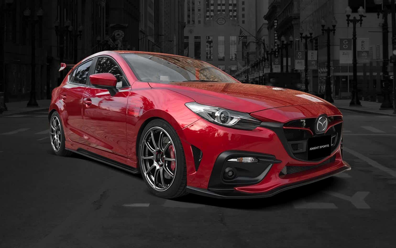 BM Mazda Body Kit | CorkSport Mazda Performance Blog
