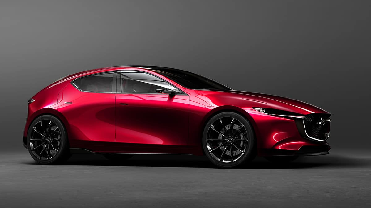 Cool Stuff CorkSport Mazda Performance Blog - Cool mazda cars