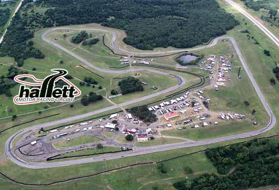 Top 5 US race tracks