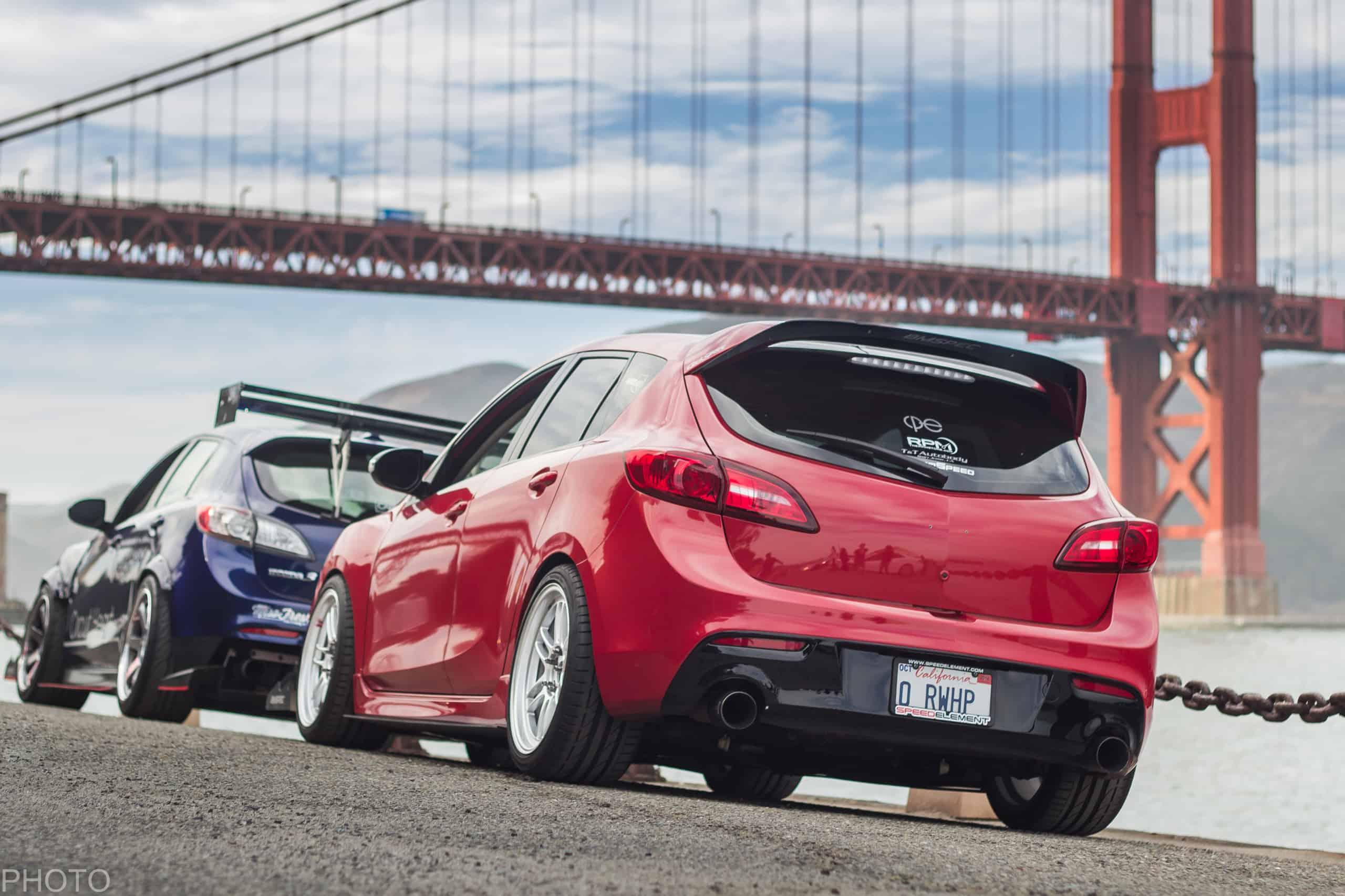 Mazdaspeed3 Build part 2