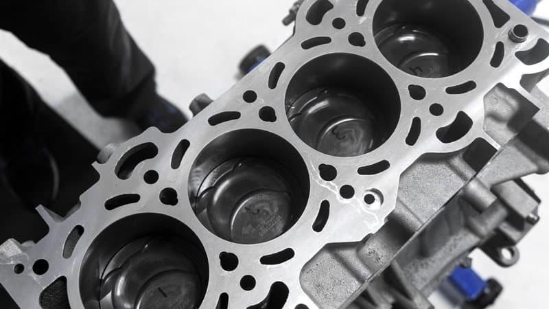 CorkSport Mazdaspeed DISI Dankai Built Motor | CorkSport