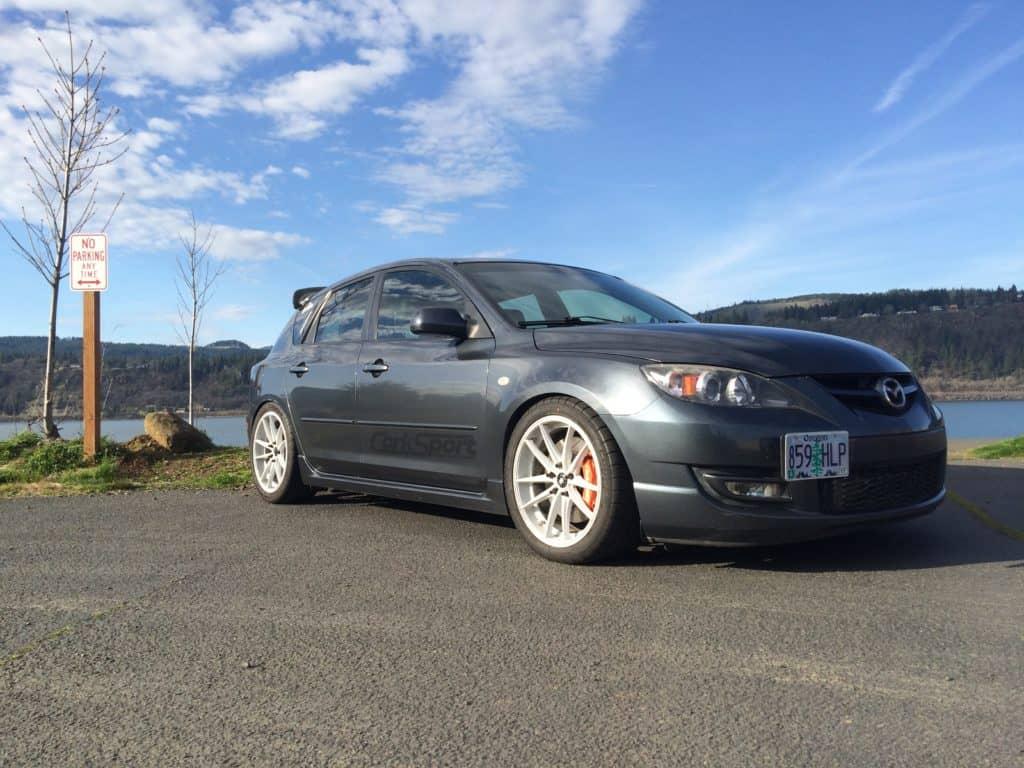 Slippery Slope: Mazdaspeed Modding | CorkSport Mazda
