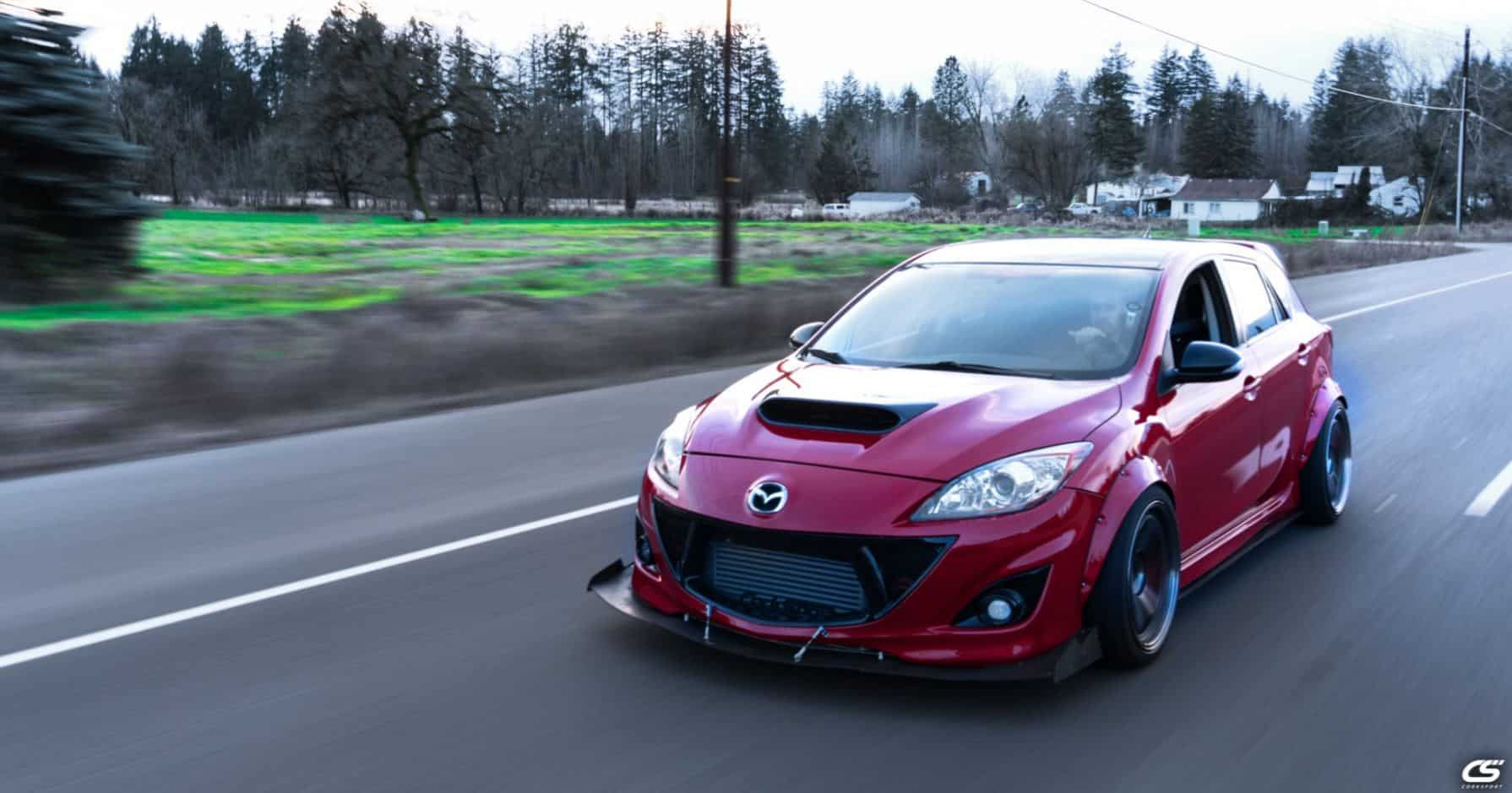 Mazda and mazdaspeed performance blog for Mazdaspeed 6 exterior mods