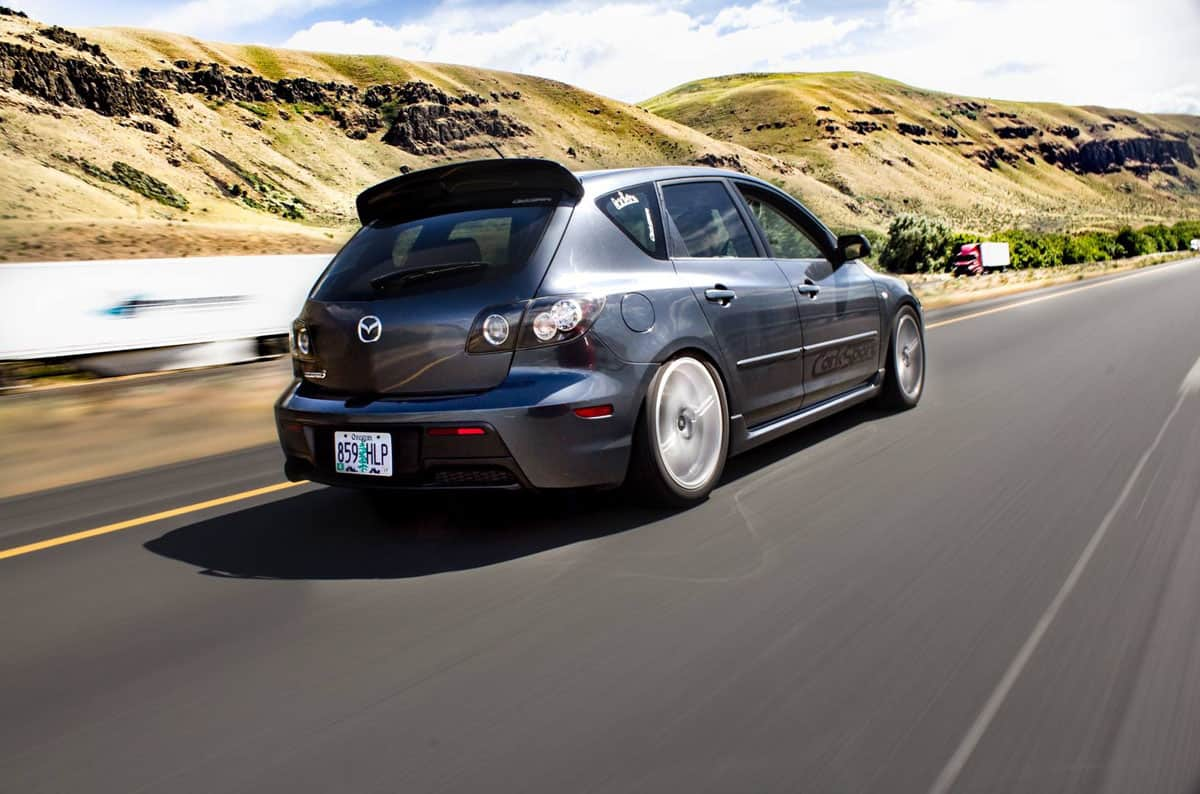 mazdaspeed 3 vvt replacement cost