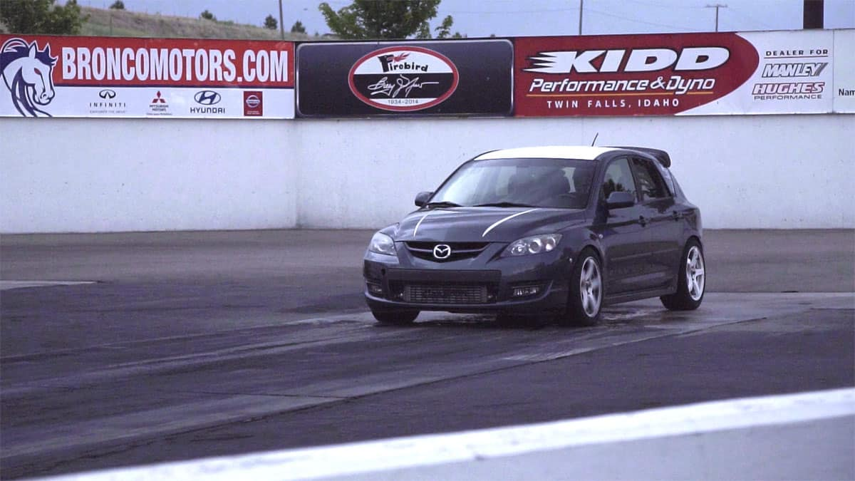 Drag Racing: Just Like the First Time
