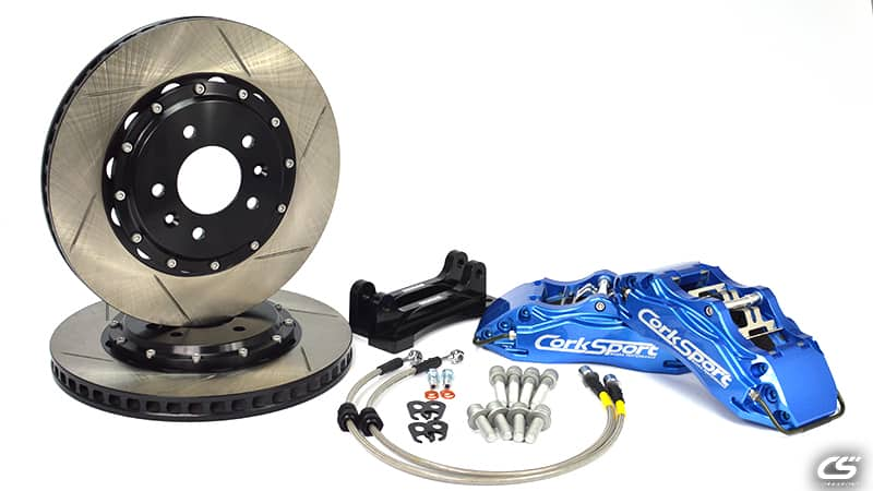 Stopping power for the Mazdsapeed6 and Mazda6