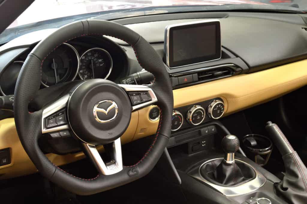 Miata Steering Wheel | CorkSport Mazda Performance Blog