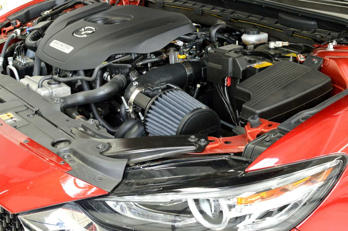 Mazda 6 Turbo Short Ram Intake