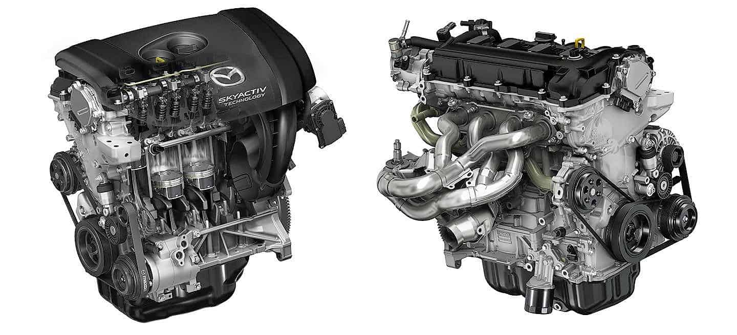 OEM Part Breakdown: 2.5L Skyactiv-G Exhaust Header