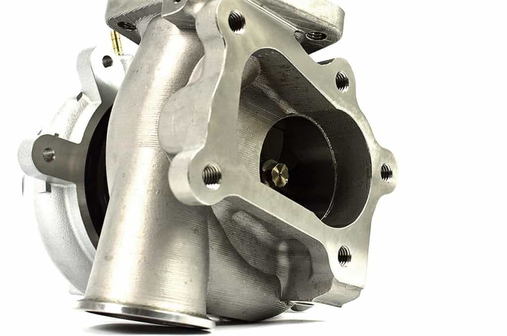 CorkSport External Wastegate for Mazdaspeed