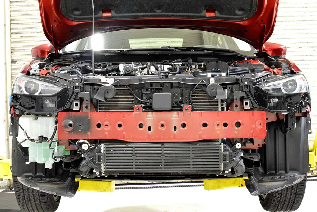 Let's Get Chilly: CorkSport Intercooler for SkyActiv 2.5T