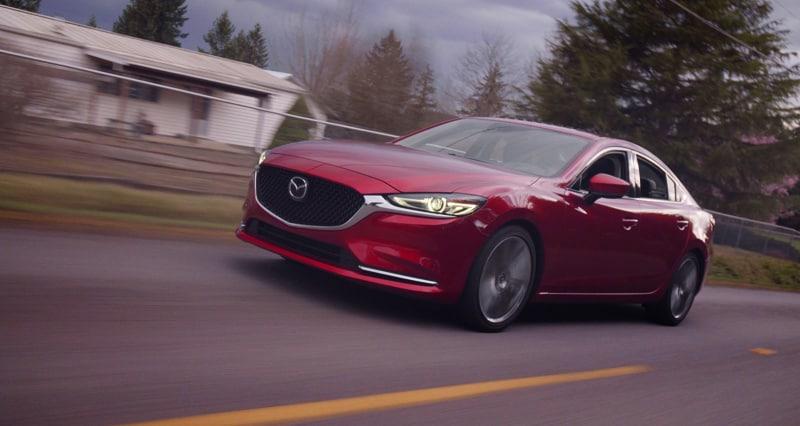 2018+ Mazda 6 Roller Shot