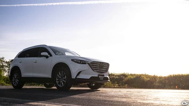 Performance Cx9 turbo exhaust system