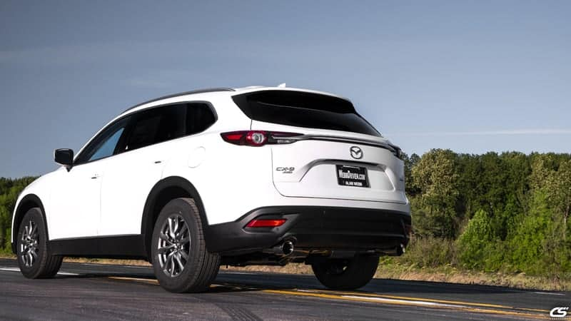 CorkSport Axle Back Exhaust for CX-9
