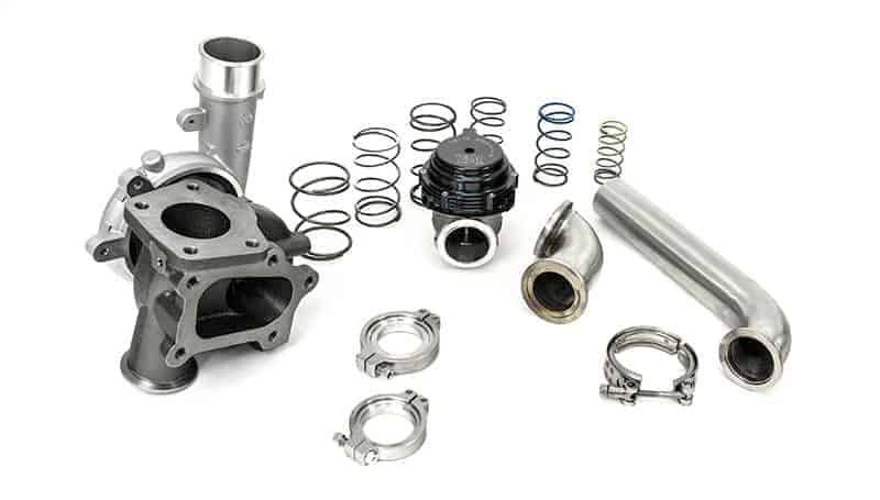 Mazdaspeed 3 EWG bolt on turbo kit