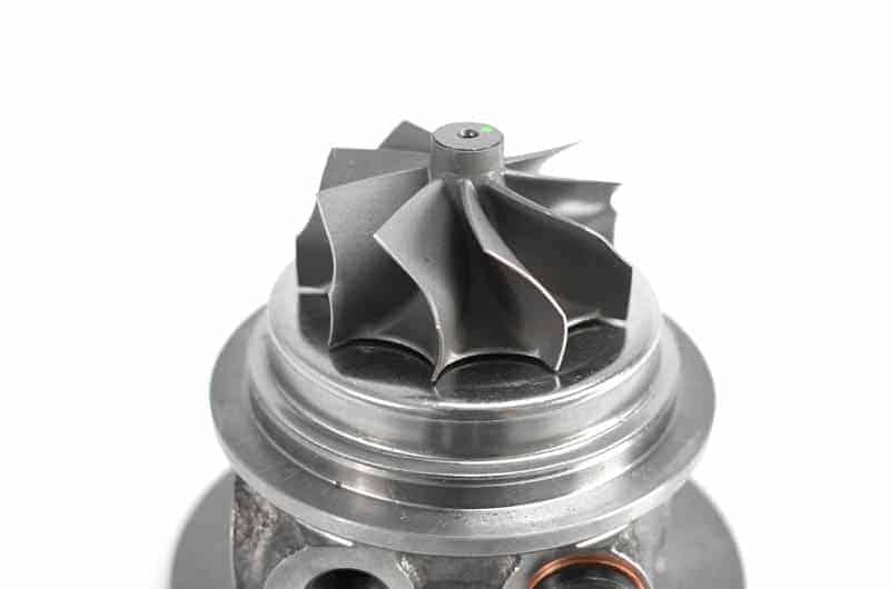 Speed3 turbocharger high flow exhaust wheel