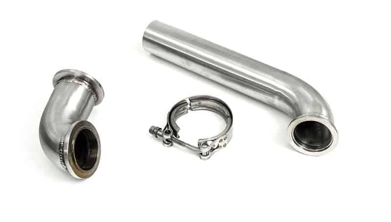 Bolt on Mazdaspeed 3 EWG dump tube kit
