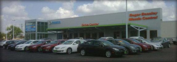 Roger Beasley Mazda in Austin, TX