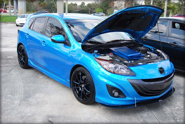 2nd Gen MazdaSpeed 3